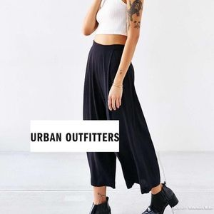 NWT, Dark Grey Culottes from Urban Outfitters